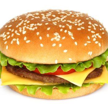 Чизбургер двойной - 530тг