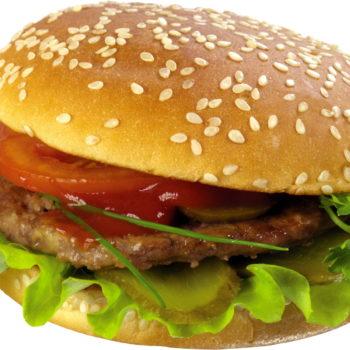 гамбургер - 380тг