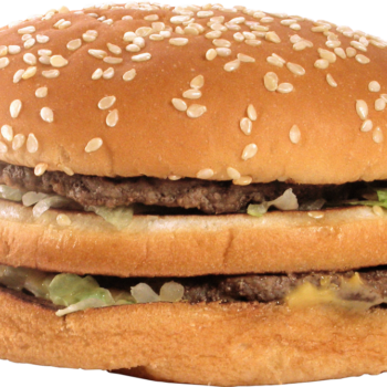 гамбургер двойной - 480тг